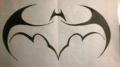 bat tattoos tribal tattoos henna tattoos james tattoo batman tattoo ...