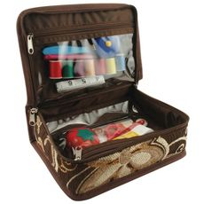 Clever crafters always keep their accessories handy!
