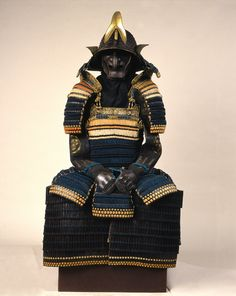 Samurai at the Stibbert Museum, Florence