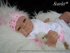 Cottage Lane Nursery Reborn Baby Dolls