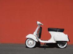 My Vespa Primavera 125