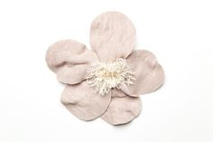 Light pink brooche