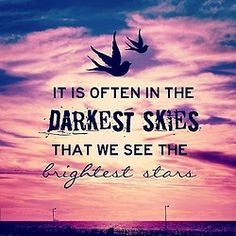 ... that we see the brightest stars.