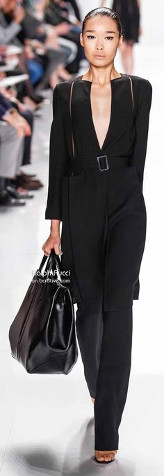 Ralph Rucci Spring 2014 New York Fashion Week | cynthia reccord