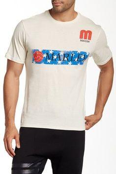 53fe82932 My Bob Marley F.C. Soccer Badge shirt design. Instagram photo by ...