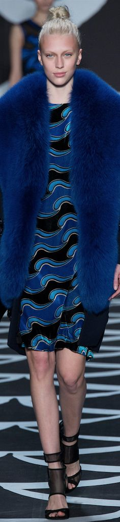 LOOKandLOVEwithLOLO: NYFW FALL 2014 Ready-To-Wear featuring Diane Von Furstenberg