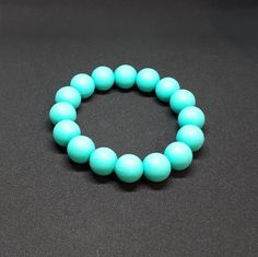 Gummy Beads Silicone Teething Bracelet, jewellery designed for mum to wear and safe for baby to chew. Teething Bracelet, Sensory Tools, Heavy Metal, Fashion Accessories, Jewelry Design, Teal, Beaded Bracelets, Heavy Metal Music, Pearl Bracelets