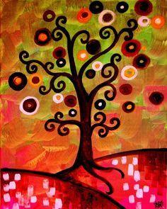 Natasha Wescoat on Pinterest | Trees, Funny Happy and Klimt