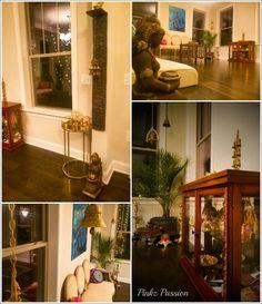Brass Artifacts, Brass Bells, DIY, Diy Home Tour, Diy Homes, Do