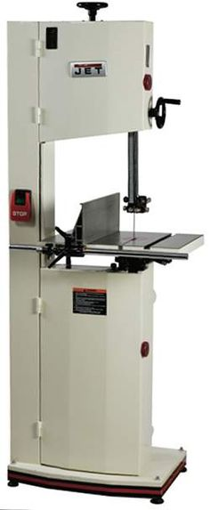 Which 14-in. band saw is best? We review six 14-in. band saws from Oliver, Jet, General, Steel City, Rikon, and Laguna.