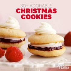 Impress your crowd with these adorable Christmas cookie recipes and decorating ideas. Get over 30 of our favorite holiday cookies, sure to become your favorites too.