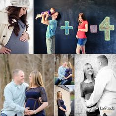 Além do book dos noivos, é muito comum fazer ensaios fotográficos com os futuros pais. Mas, para fugir do clichê, aqui vão algumas boas ideias.
