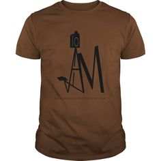 Antwon Maxwell Photography Tshirt