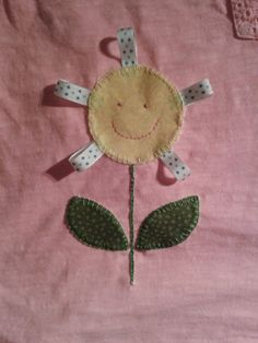 Sweet handmade things - patchwork: Camiseta Flor Patchwork
