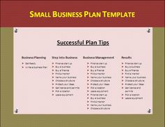 24 best outstanding business planning images on pinterest business small business plan template basic business plan startup business plan template business plan format wajeb