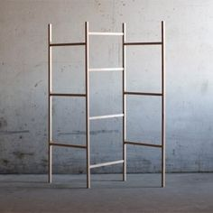 'Knock Down-Cloth' rack by Jakob Jorgensen