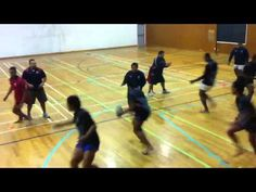 Rugby Drill - Continuity Drill - Switch - YouTube