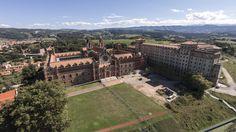 Universidad Pontificia de Comillas, Comillas, Cantabria, Spain - http://bestdronestobuy.com/universidad-pontificia-de-comillas-comillas-cantabria-spain/