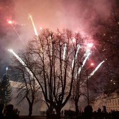 Fireworks Fireworks, Celestial, Sunset, Outdoor, Outdoors, Sunsets, Outdoor Games, The Great Outdoors, The Sunset