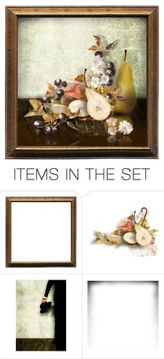 """Autumn Still Life"" by kimsideas ❤ liked on Polyvore featuring art"