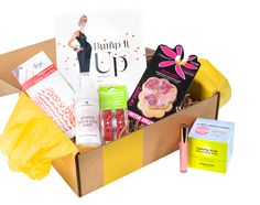 Pampered Pregnancy box. Use code PINTEREST for 40% OFF off your 1st box.