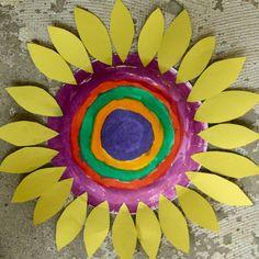 A good summertime or springtime craft!