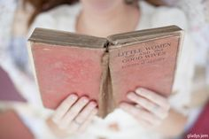 favorite books from childhood... ♕ Little Women (photo by Gladys Jem)...