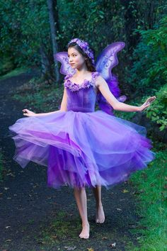 Deluxe Fairy Princess Party Dress. $210.00, via Etsy.