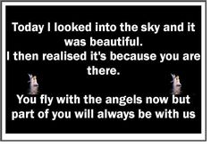 "In loving memory of all our precious ones who have gone before us and already have their ""WINGS""! My Dad Quotes, In Loving Memory Quotes, Quotes To Live By, Friend Quotes, Family Quotes, Miss You Mom, Love You, Just For You, My Love"