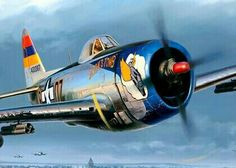 Republic P-47 Thunderbolt ~ BFD