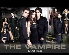 The Vampire Diaries - Click image to find more Film, Music  Books Pinterest pins