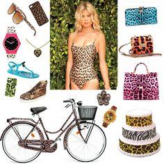 Olaya Beach Leopard Obession    #swimwear #bikini #beach #sun #sunglasses #jewelry #bag #fun #summer #vacation # resort #cruise #bicycle #watch #wallet #purse