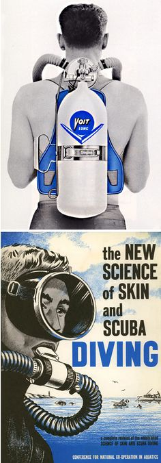 The new Science of Skin and Scuba Diving!!