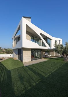 Paradox House στην Παιανία by Klab