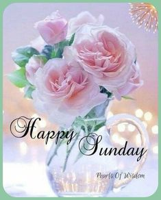 Good Morning Post, Good Morning Quotes, Happy Sunday Quotes, Happy Day, Sparkling Stars, Lace Flowers, No One Loves Me, Happy Easter, First Love
