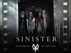 Sinister is a frightening new thriller from the producer of the Paranormal Activity films and the writer-director of The Exorcism of Emily Rose.
