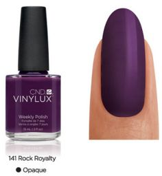 Vinylux Rock Royalty