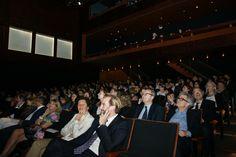 Le public lors de la remise du Prix Opera