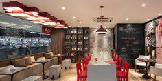 Cafeteria Melitta / Studio Menta