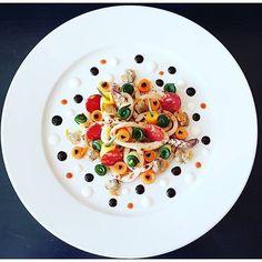 @charles__drouin : Encornets/squid #gastronomie#instafood#foodporn#foodlover#foodpic#foodpornography#instamiam#instagood#yummy#tropbon#instachef#instacook#foodpornography#cheflife#chefsofinstagram#foodstarz_official#gourmetartistry#gastroart#chefsroll#chefstalk#paris#gastronogram#theartofplating#gastronomy#followme#followers#squid#caviar#myroundplate #paris#chorizo#cockles