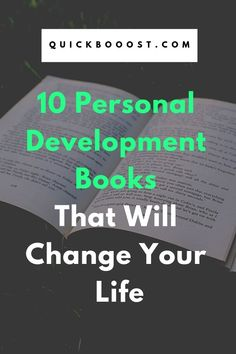 10 Best Personal Development Books Of All Time (Must-Read!) 10 personal development books that will change your life! Experience personal development, personal growth, self improvement, and become the best that you can be with these books. Personal Development Books, Development Quotes, Good Books, Books To Read, Books For Self Improvement, Life Changing Books, Inspirational Books, Motivational Books, Motivational Wallpaper