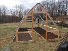 FREE conduit tubing bender for your garden hoop houses and low ...