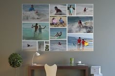 Save a Wall, Hang a Poster: 20 Ideas for Alternative Art Display via Brit + Co
