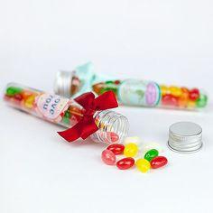 婚禮顧問推薦 雷根糖 試管喜糖 : 有禮真好禮物專賣店