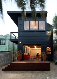 siding black trim - Google Search