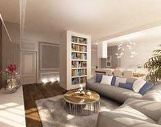 Salon styl Eklektyczny - zdjęcie od TISSU Architecture