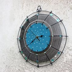 Clock, Watches, Wall, Home Decor, Watch, Wrist Watches, Homemade Home Decor, Wristwatches, Tag Watches