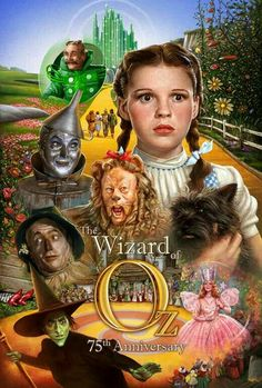 The Wizard Of Oz Movie Poster 27 X 40 Judy Garland, Frank Morgan Ia Licensed Wizard Of Oz Movie, Wizard Of Oz 1939, Wizard Of Oz Color, Wizard Of Oz Quotes, Old Movies, Vintage Movies, Great Movies, Cinema Paradisio, Wizard Of Oz Pictures