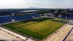 Estádio Cláudio Moacyr de Azevedo - Macaé (RJ) - Capacidade: 15 mil - Clube: Macaé