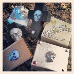 Skull Love! www.facebook.com/skullsandstones
